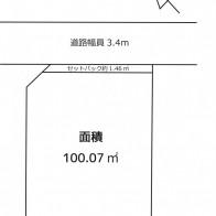 尾上町養田図面